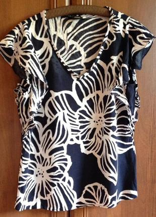 Брендовая блузка s.oliver