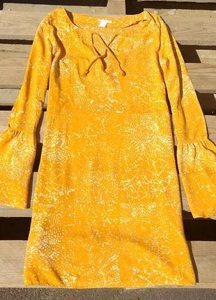 Стильное платье в стиле бохо