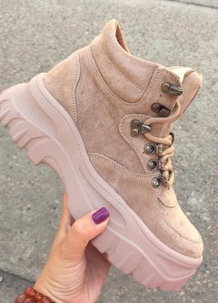 Шикарные тактические ботинки