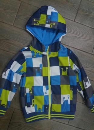 Куртка-кофта cool club 110см в отличном состоянии