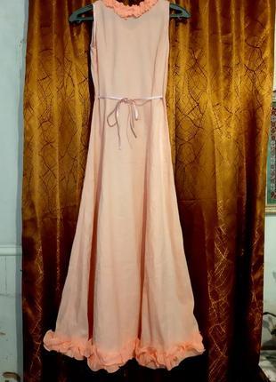 Танцевальное платье, сарафан обмен на уходовую косметику