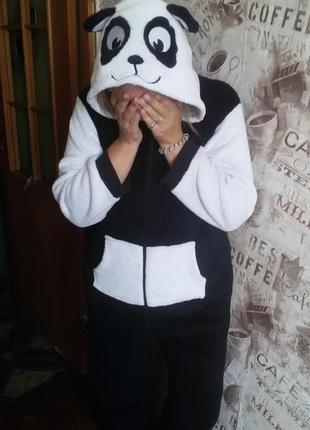 Пижама с германии панда