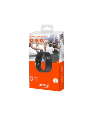 Фитнес браслет acme act03 activity tracker   полный комплект