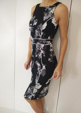 Платье дизайнерское kardashian kollection for lipsy 32-34