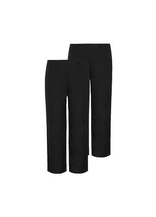 Школьные брюки штаны george на 10-11 лет / 140-146 см