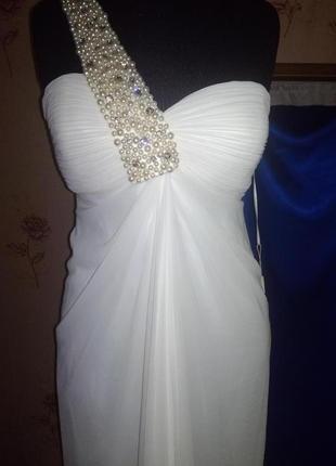 Чудова дизайнерська сукня від оксани мухи