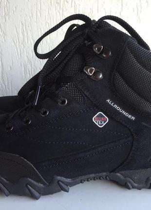 Демисезонные ботинки allrounder 39р.въетнам