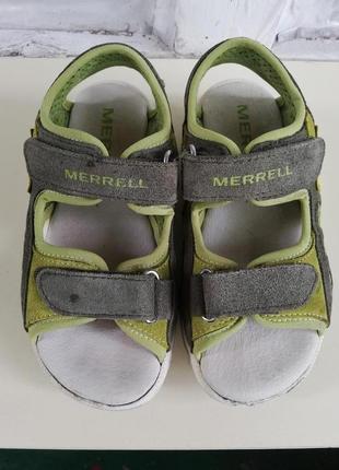 Босоножки merrell для мальчика, сандали