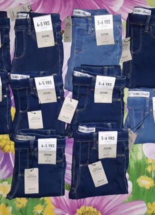 Стильные джегинсы на девочек,джинсовые лосины