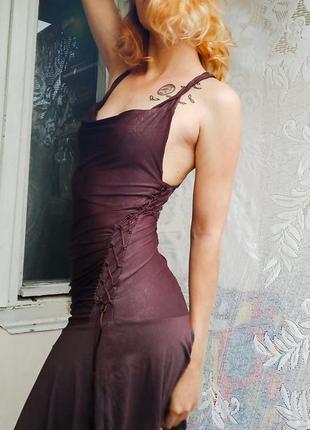 Летнее облегающее платье