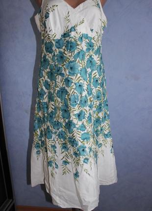 Летнее платье от ann taylor