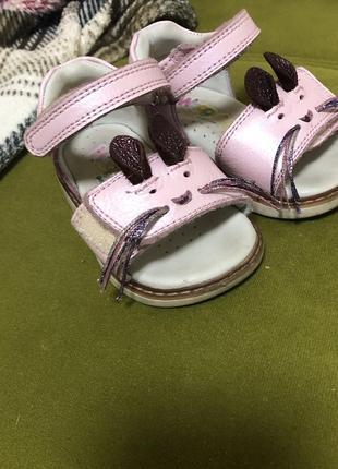 Ортопедические сандали woopy