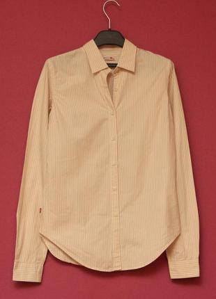 Levis red tab рр s-m рубашка из хлопка в 4 панели