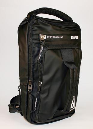 Сумка на плечо мужская, городской рюкзак - одна лямка - skybow