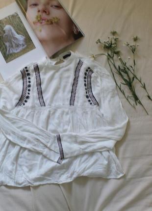 Блузка m&s collection3 фото