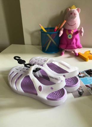 Crocs c9 босоножки сандали крокс1 фото