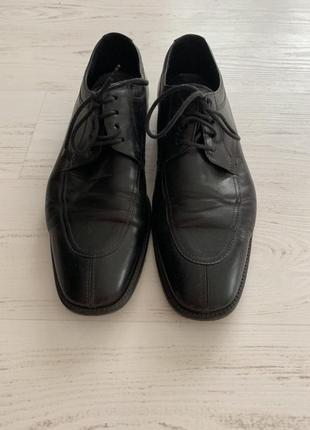 Шикарные туфли lloyd 43 р