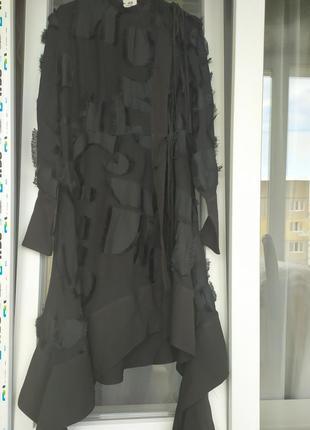 Шикарное стильное платье h&m studio!6 фото