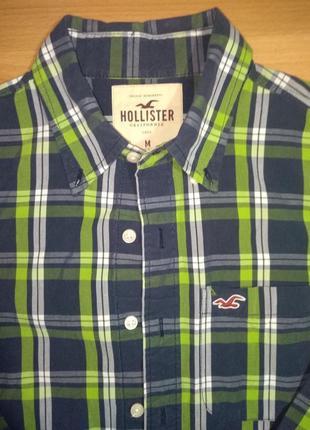 Обалденная рубашка hollister #освежающая клетка