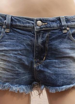 Джинсовые шорты ltb (турция)