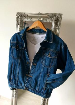Джинсова куртка c&a