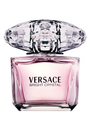 Versace bright crystal туалетная вода оригинал! супер цена!