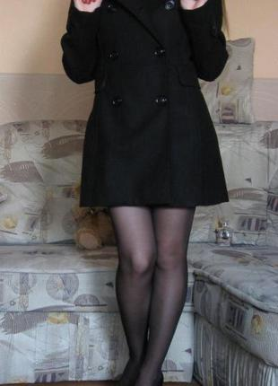 Демісезоне пальто pull&bear