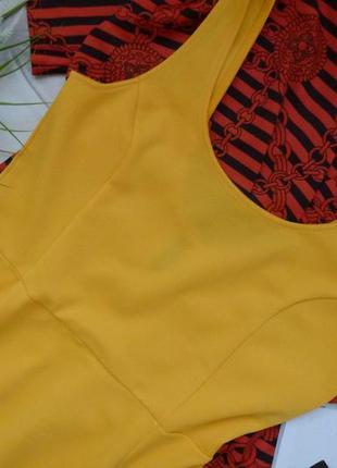 Солнечное платье-сарафан3 фото