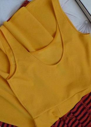 Солнечное платье-сарафан4 фото