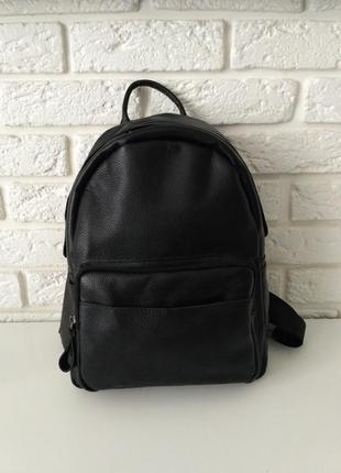 Кожаный рюкзак для города-супер цена