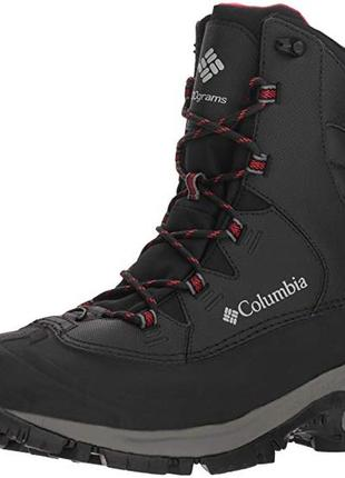 Зимние теплые непромокаемые ботинки columbia bugaboot iii usa оригинал -32c 43-45