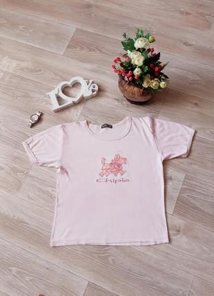 Прикольная футболка с принтом