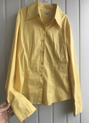 Рубашка b.young офисная м+подарок