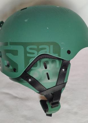 Зимний шлем salomon brigade. 56-57