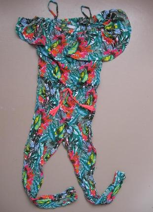 Ромпер комбинезон на 11 лет girlswear