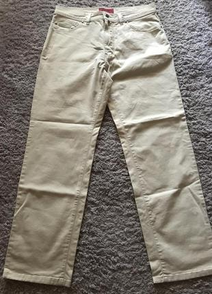 Летние джинсы, брюки pierre cardin