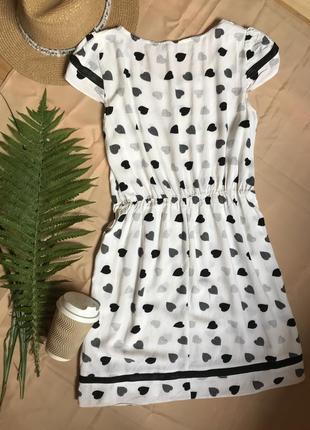 Платье из вискозы милый принт dorothy perkins.3 фото