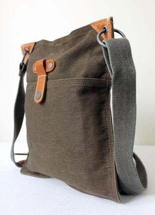 Мужская  сумка кросс боди gap, оригинал