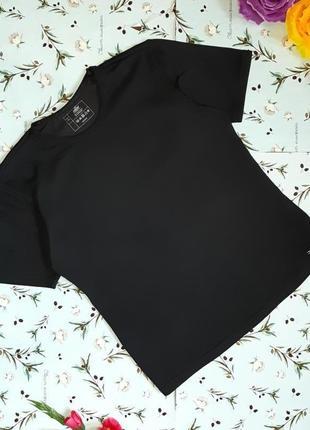 Акция 1+1=3 базовая фирменная черная футболка crane sports, размер 44 - 46
