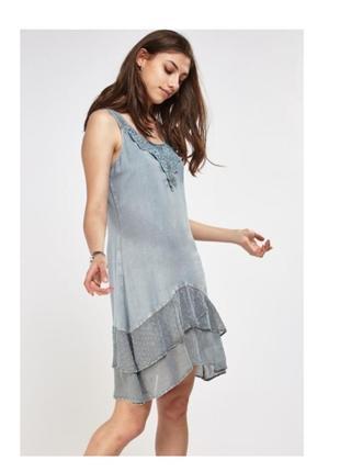 Легкое летнее платье р.48-50