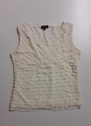 Фирменная блуза майка блузка