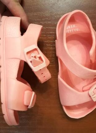 Летние eva сандали, босоножки, анатомическая стелька