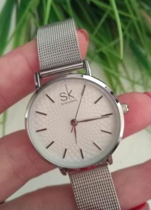Класические часы в подарочной упаковке