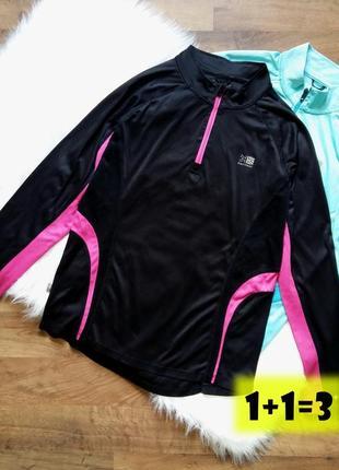 Karrimor run спортивная кофта s-m реглан лонгслив пуловер фитнес бег зал велосипедка