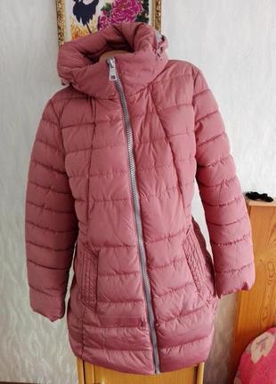 Теплющая куртка