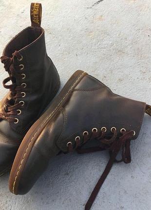 Ботинки dr. martens tobias 42p