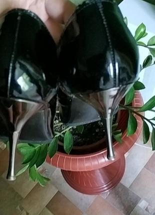 Туфли кожаные класика5 фото