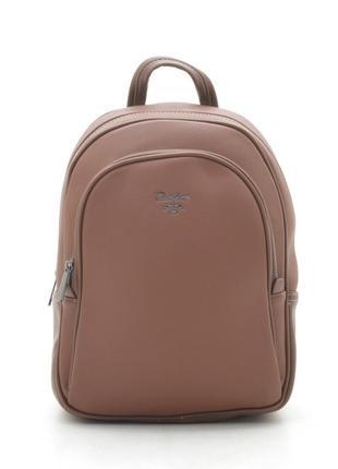 Новый женский городской коричневый рюкзак david jones