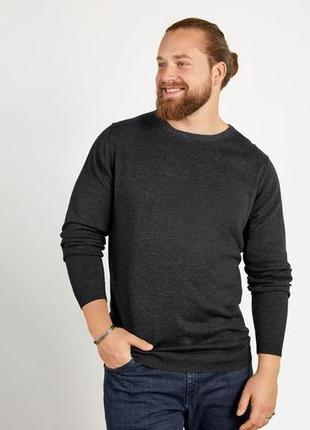 Трикотажный пуловер с кашемиром.livergy.56-58 xl