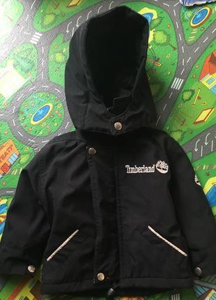 Демисезонная куртка timberland